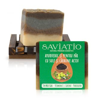 sapun medicinal ayruvedic saviatio