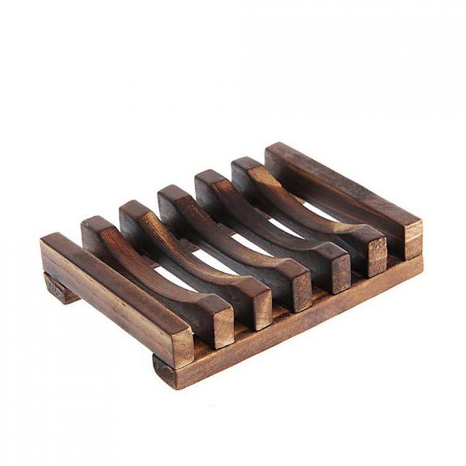 sapuniera bambus